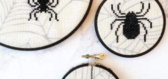 Vyšívaní pavouci